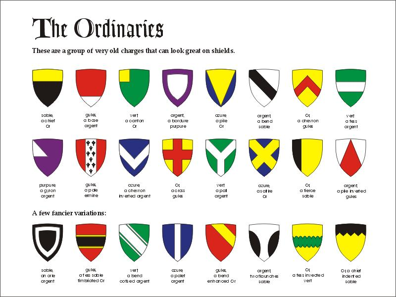 21 Modern Personal Heraldry Sja Art Media Arts